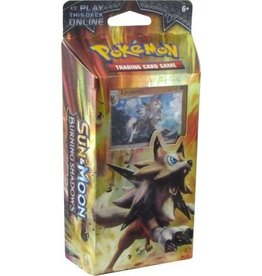 Pokemon Pokemon - Sun and Moon Theme Decks - Rock Steady