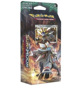 Pokemon Pokemon - Sun and Moon Theme Decks - Steel Sun