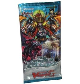 Bushiroad Vanguard - G-TCB02 - Genius Strategy Booster Pack
