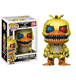 Funko Pop! Games - Nightmare Chica 216