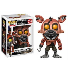 Funko Pop! Games - Nightmare Foxy 214