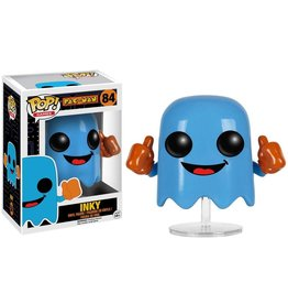 Funko Pop! Games - Pac-Man - Inky 84