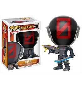 Funko Pop! Games - Zero (Borderlands) 210