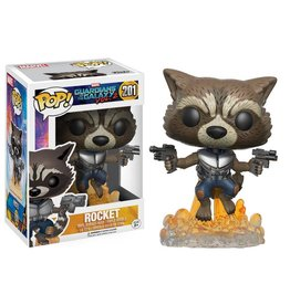 Funko Pop! Guardians of the Galaxy Vol.2 - Rocket 201