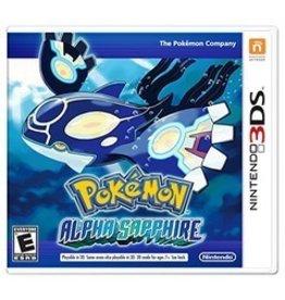Pokemon Pokemon Alpha Sapphire - 3DS - CIB