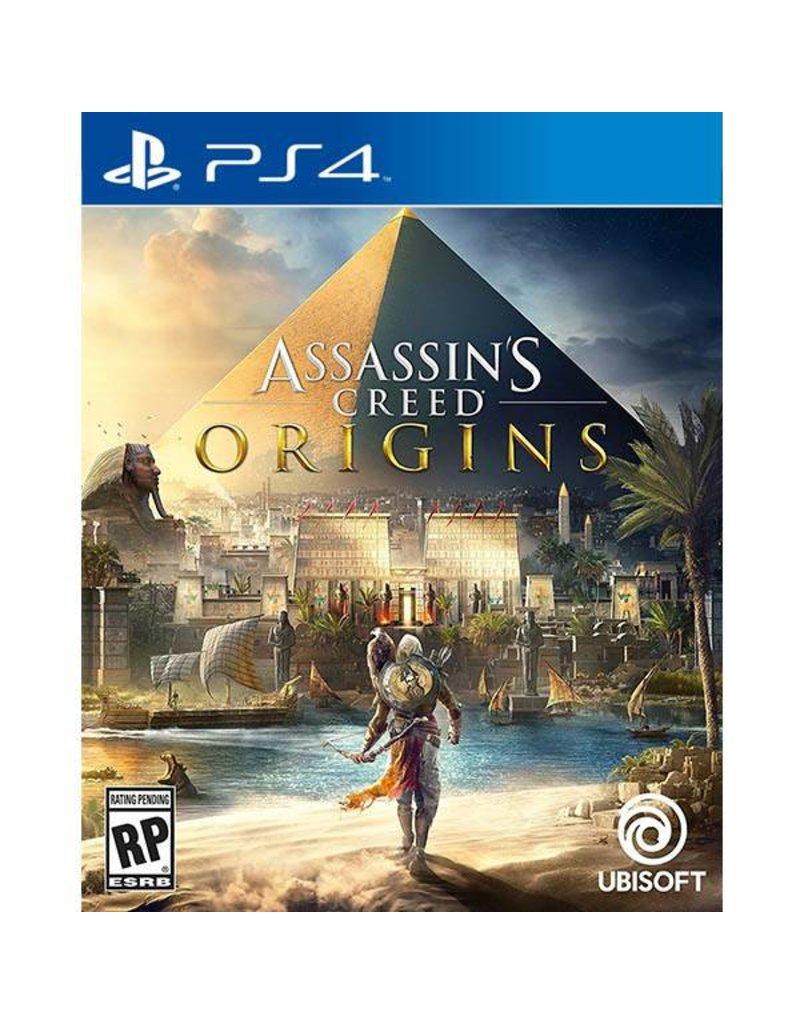 Ubisoft Assassin's Creed Origins - Pre-Sale - PS4