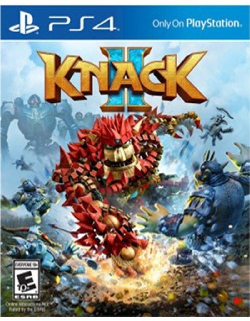 Sony Knack II - Pre-Sale - PS4