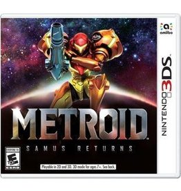 Nintendo Metroid: Samus Returns - Pre-Sale - 3DS