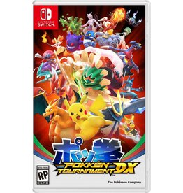 Pokemon Pokken Tournament DX - Pre-Sale - Switch