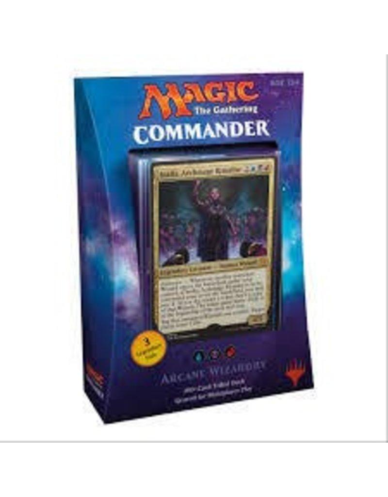 Wizards of The Coast MTG - Commander 2017 - Arcane Wizardry