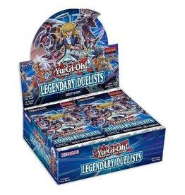 Konami YUGIOH - Legendary Duelists - Booster Box