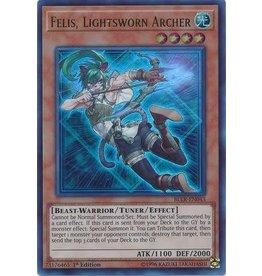 Konami Felis, Lightsworn Archer - BLLR-EN043 - Ultra Rare