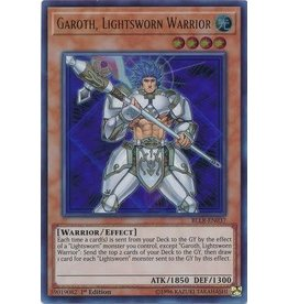 Konami Garoth, Lightsworn Warrior - BLLR-EN037 - Ultra Rare