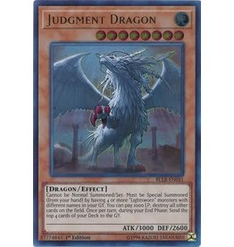 Konami Judgment Dragon - BLLR-EN041 - Ultra Rare