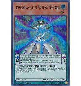 Konami Performapal Five-Rainbow Magician - BLLR-EN005 - Ultra Rare