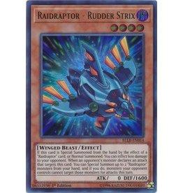 Raidraptor - Rudder Strix - BLLR-EN014 - Ultra Rare
