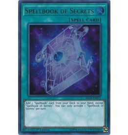 Konami Spellbook of Secrets - BLLR-EN075 - Ultra Rare