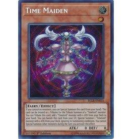 Time Maiden - BLLR-EN035 - Secret Rare