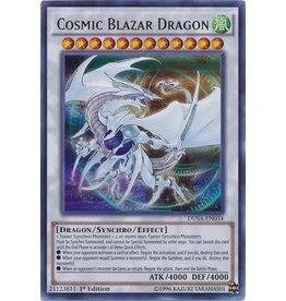 Konami Cosmic Blazar Dragon - DUSA-EN034 - Ultra Rare