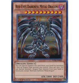 Konami Red-Eyes Darkness Metal Dragon - DUSA-EN068 - Ultra Rare