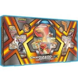 Pokemon Charizard GX Premieum Box - Pokemon Promo