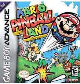 Nintendo GBA - Mario Pinball Land - Loose