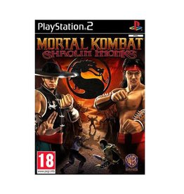 Sony Mortal Kombat : Shaolin Monk - PS2 - CIB