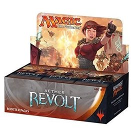 Wizards of The Coast Magic The Gathering - Aether Revolt - Booster Box
