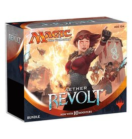 Wizards of The Coast Magic The Gathering - Aether Revolt Bundle