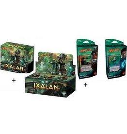 Wizards of The Coast MTG - IXALAN Geekittude Combo 2 (2x Booster Box)