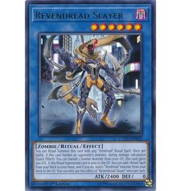 Konami Revendread Slayer - COTD-EN082 - Super Rare 1st Edition