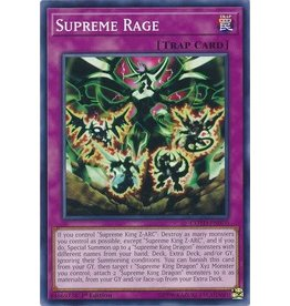 Konami Supreme Rage - COTD-EN070 - Common 1st Edition