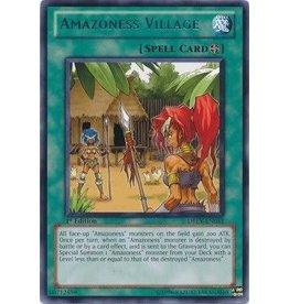 Konami Amazoness Village - LEDU-EN014 - Common