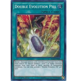 Konami Double Evolution Pill - BLLR-EN028 - Secret Rare