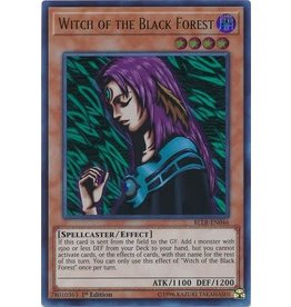 Konami Witch of the Black Forest - BLLR-EN046 - Ultra Rare