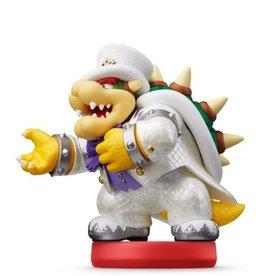 Nintendo - Amiibo - Bowser Wedding Costume - Mario Odyssey