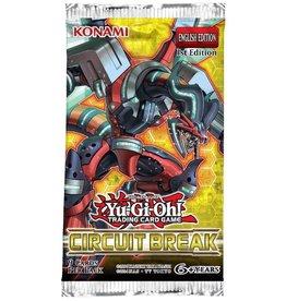 Konami YUGIOH - Circuit Break - Booster Pack