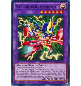 Konami XY-Dragon Cannon - SDKS-EN043 - Common - 1st Edition