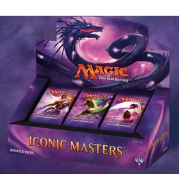 Wizards of The Coast Iconic Masters - Booster Box