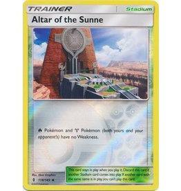 Altar of the Sunne - 118/145 - Uncommon