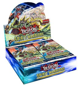 Konami Yugioh - Spirit Warriors Booster Pack