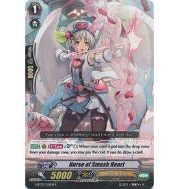 Bushiroad Nurse of Smash Heart - G-BT07/026 - R