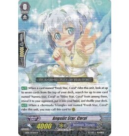 Bushiroad Angelic Star, Coral - G-CB05/S29 - Special Parallel (SP)