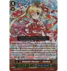 Bushiroad Fantastic Passion, Pacifica - G-CB05/002 - Special Parallel (SP)