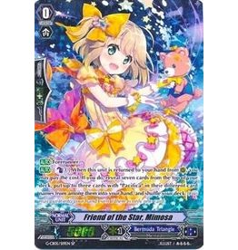 Bushiroad Friend of the Star, Mimosa - G-CB05/S19 - Special Parallel (SP)