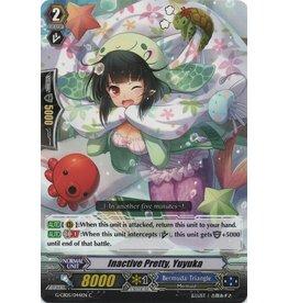 Bushiroad Inactive Pretty, Yuyuka - G-CB05/044 - Common (C)