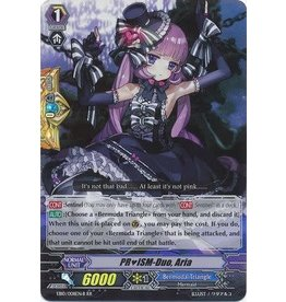 Bushiroad PRISM-Duo, Aria (Black) - G-CB05/S53 - Special Parallel (SP)
