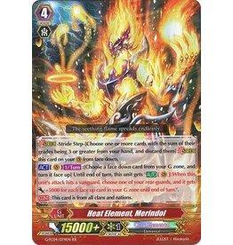Bushiroad Heat Element, Merindol - G-FC04/074 - RR