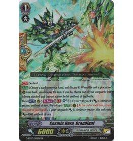 Bushiroad Cosmic Hero, Grandleaf - G-BT07/019 - RR