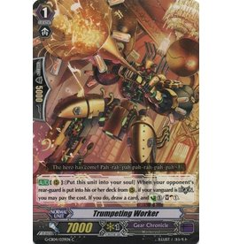 Bushiroad Unbounded Colossus - G-CB04/028 - C